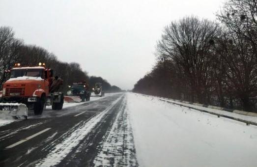 У суботу Харкову пообіцяли рясний снігопад