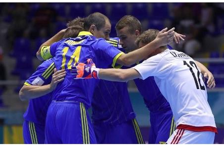 Україна здобула другу перемогу на турнірі в Китаї