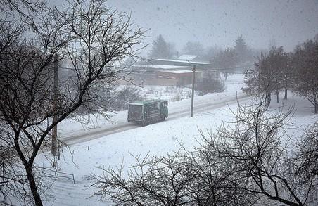 Міська влада збирається активно чистити Харків від снігу
