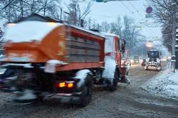 Харків укритий снігом: фото