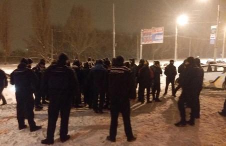В Харкові намагались зірвати концерт відомих артистів