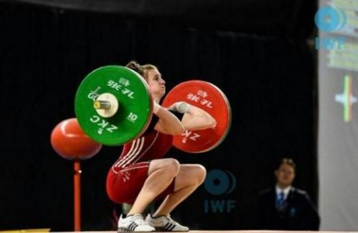 Харків`янка - одна з найкращих важкоатлеток Європи