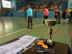 «Спортивний Корпус» підбив підсумки турніру з міні-футболу (ФОТО)