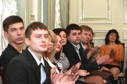 Журналістам вручили муніципальні премії (ФОТОРЕПОРТАЖ)