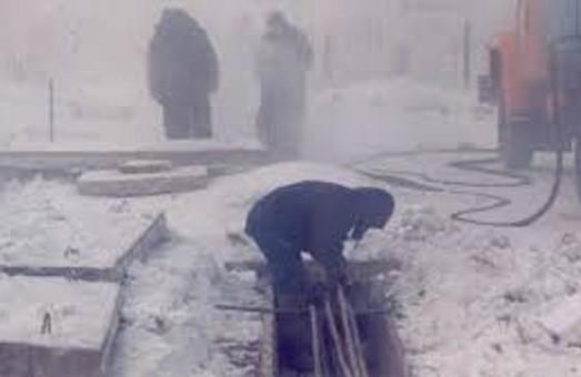Відключення води по Харкову 7 грудня