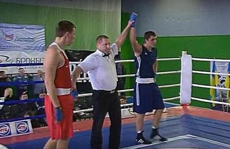 Харківський боксер став кращим у Львові