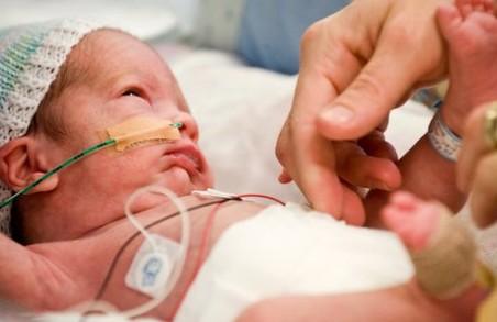 В Харкові з'явиться сучасне реанімаційне відділення для новонароджених