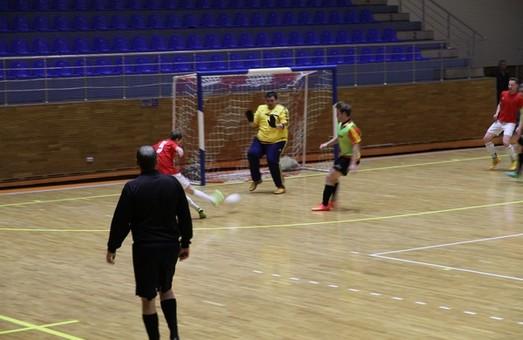 У Харкові пройшов турнір з прокурорського міні-футболу
