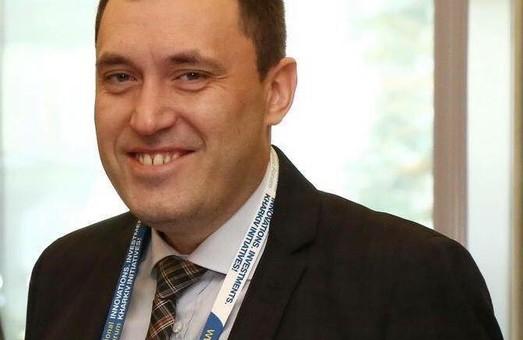Юрія Чевордова призначено радником голови Адміністрації президента Ігоря Райніна