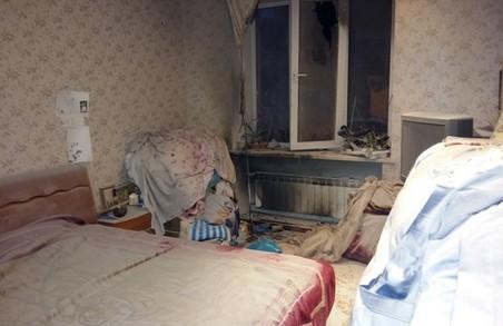 Харків'янина разом с родиною намагались спалити коктейлєм Молотова за борг в 26 тис. доларів