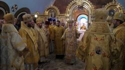 Вперше за багато років у Харкові Патріарх УПЦ КП Філарет/ фото