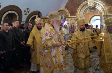 Вперше за багато років у Харкові Патріарх УПЦ КП Філарет
