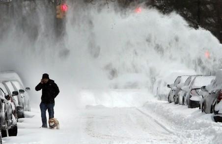 Головне управління ДСНС повідомляє про ускладнення погодних умов в Харківській області