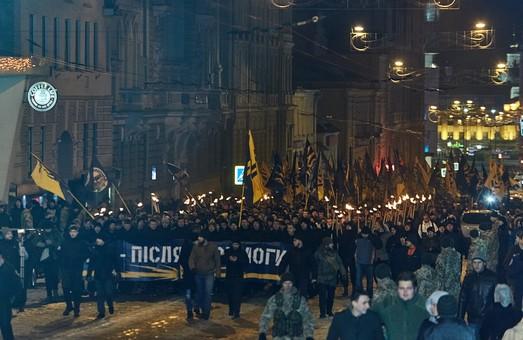"""У столиці Слобожанщини стартував """"Марш українського порядку"""" (додані фото)"""