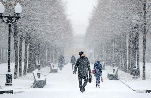 Прогноз погоди на 12 грудня 2016 року