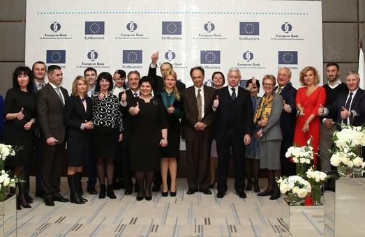 Допомога малому та середньому бізнесу - один з головних пріоритетів роботи офіса ЄБРР у Харкові