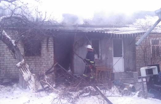 Згоріла ще одна пенсіонерка (фото)