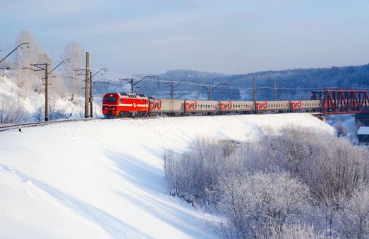 Додаткові поїзди з Харкова до Нового року та Різдва/ розклад