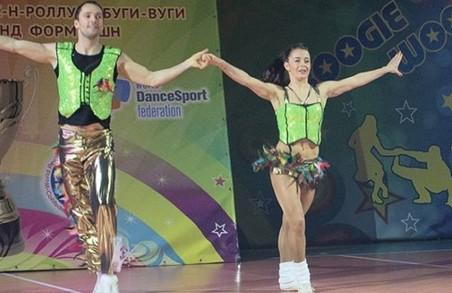 Харків'янам покажуть бугі-вугі