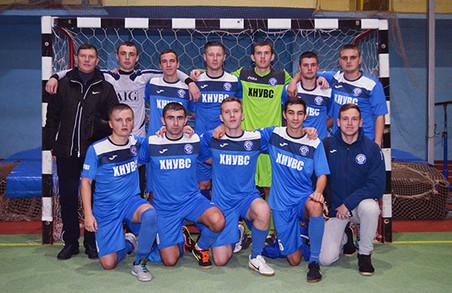 Поліцейські-футболісти: турнір на кубок Авакова почався у Харкові