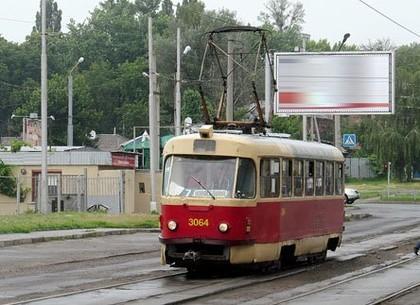 Москалівська знову залишиться без трамваїв