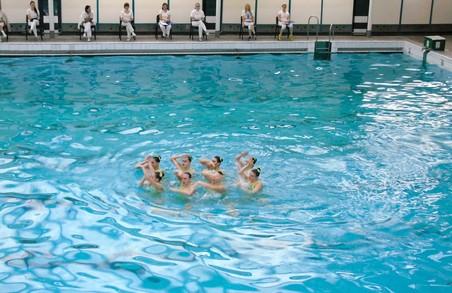 У Харкові стартував відкритий Кубок України з синхронного плавання