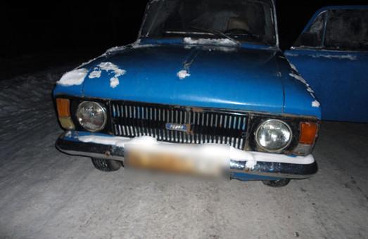Невідомі викрали рарітетне старовинне авто