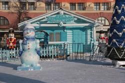 Яскраві концерти та найбільша ялинка: стало відомо, як мешканці міста можуть відзначити новорічні свята/ Фоторепортаж