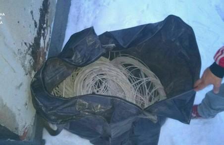 У Харкові викрали кабелі одного з інтернет-провайдерів