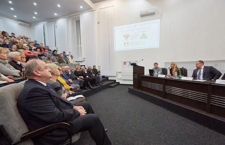 Медична реформа: харківські медики поділилися з міністром практичними пропозиціям