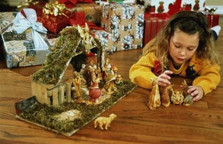 Як тварини Різдво зустрічали: діти готують незвичайний вертеп до зимових свят