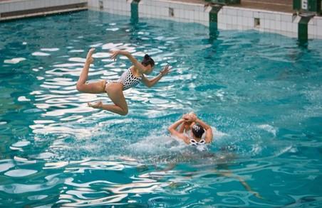 У Харкові завершився відкритий Кубок України з синхронного плавання/ Фоторепортаж