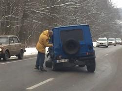 Під Харковом трапилась масова аварія (фото)