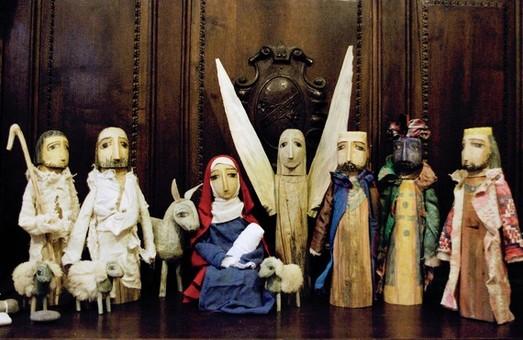 Ляльковий вертеп для всієї родини: як театр «ТАМіЯ» готується до фестивалю
