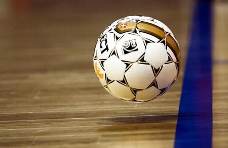 У Харкові визначилася четвірка найсильніших футзальних команд