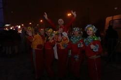 На найбільшій площі Європи відкрили головну ялинку Харкова/ Фоторепортаж