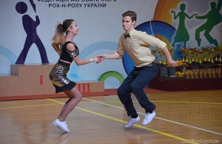 У Харкові пройшов чемпіонат України з акробатичного рок-н-ролу і бугі-вугі / Фото