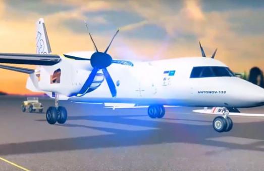Україна презентувала перший літак «Антонова» без комплектуючих з країни-агресора