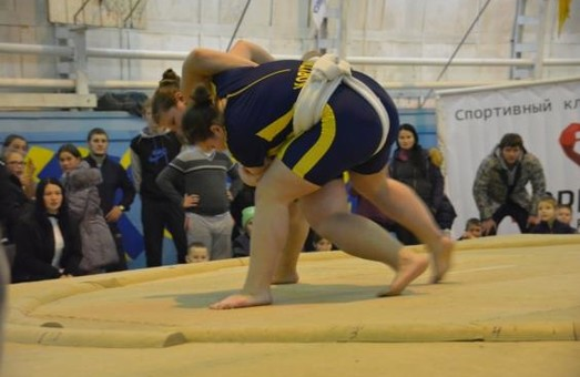 Харківські сумоїсти вибороли 25 золотих медалей всеукраїнського турніру