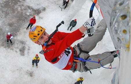 Харківський альпініст став срібним призером Кубка світу