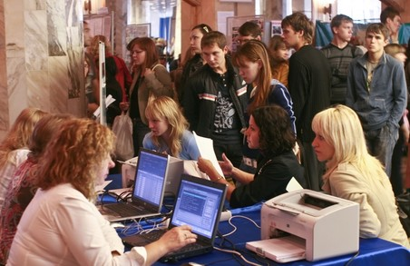 У Харківській області спостерігається підвищення рівня зайнятості населення
