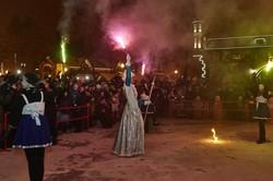 Атмосфера свята опановує Харків: в парку Горького відкрилася Новорічна ялинка/ Фоторепортаж