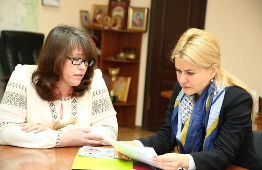 Світлична провела виїзний прийом громадян у Краснокутському районі