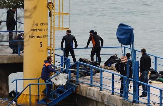 Технічний стан або помилка пілотування  - можливі причини падіння російського Ту-154 над Чорним морем