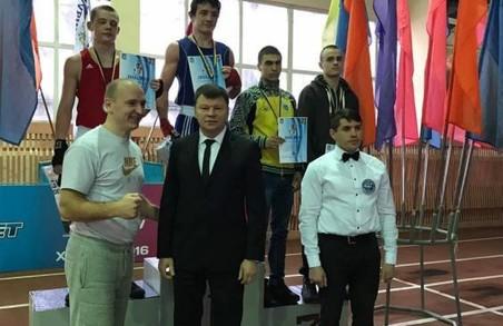 Харківські боксери вибороли нагороди чемпіонату України