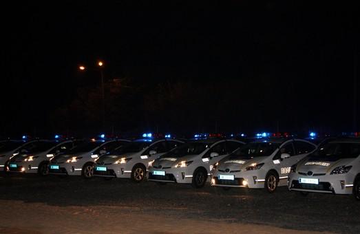 Харківські силовики переходять на посилений режим