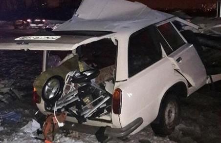 У Харкові водій позашляховика скоїв подвійне ДТП: загинуло немовля / ФОТО