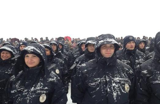 Тисячі правоохоронців захищатимуть харків'ян під час новорічних свят