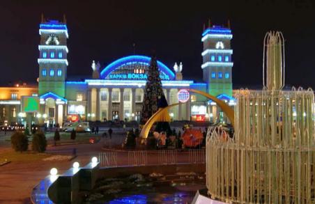 На вокзалі «Харків-Пасажирський» проходять святкові концерти
