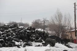 Екологічний Корпус призупинив роботу шкідливого підприємства під Чугуєвом/ Фоторепортаж